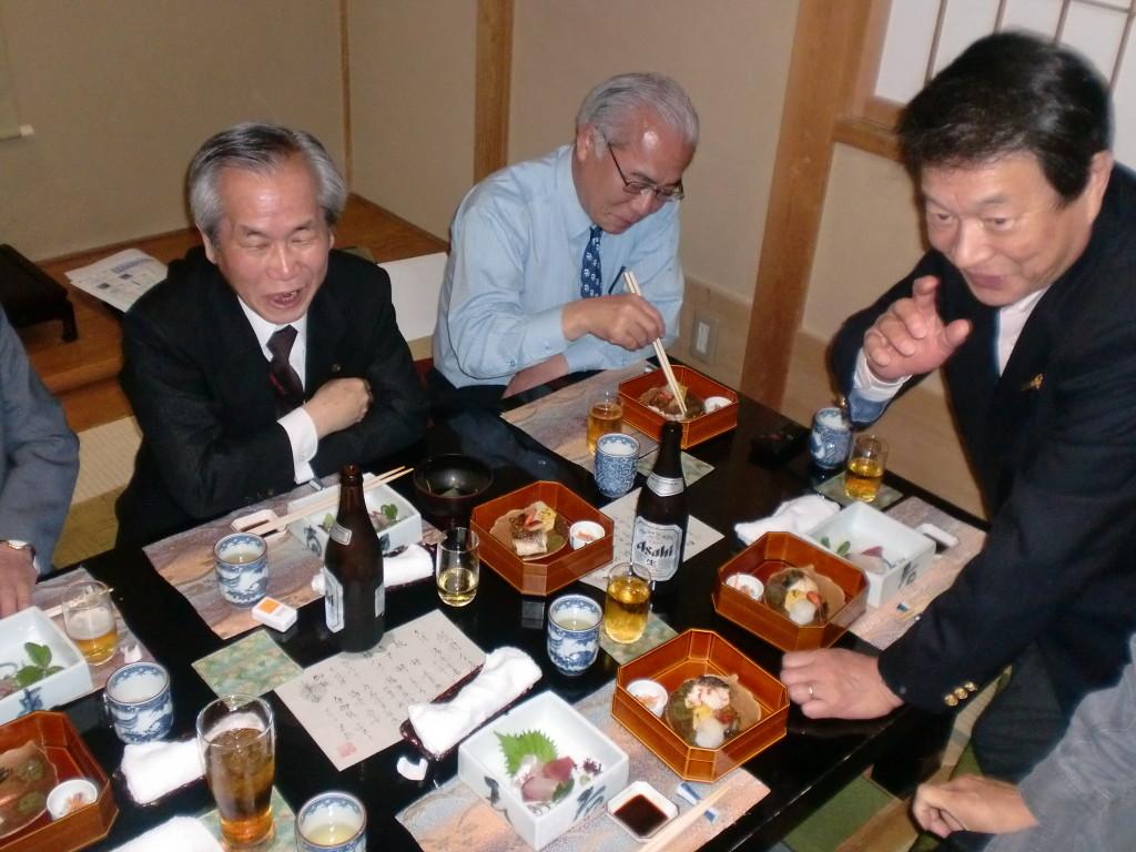 京都祇園「京柿」お食事