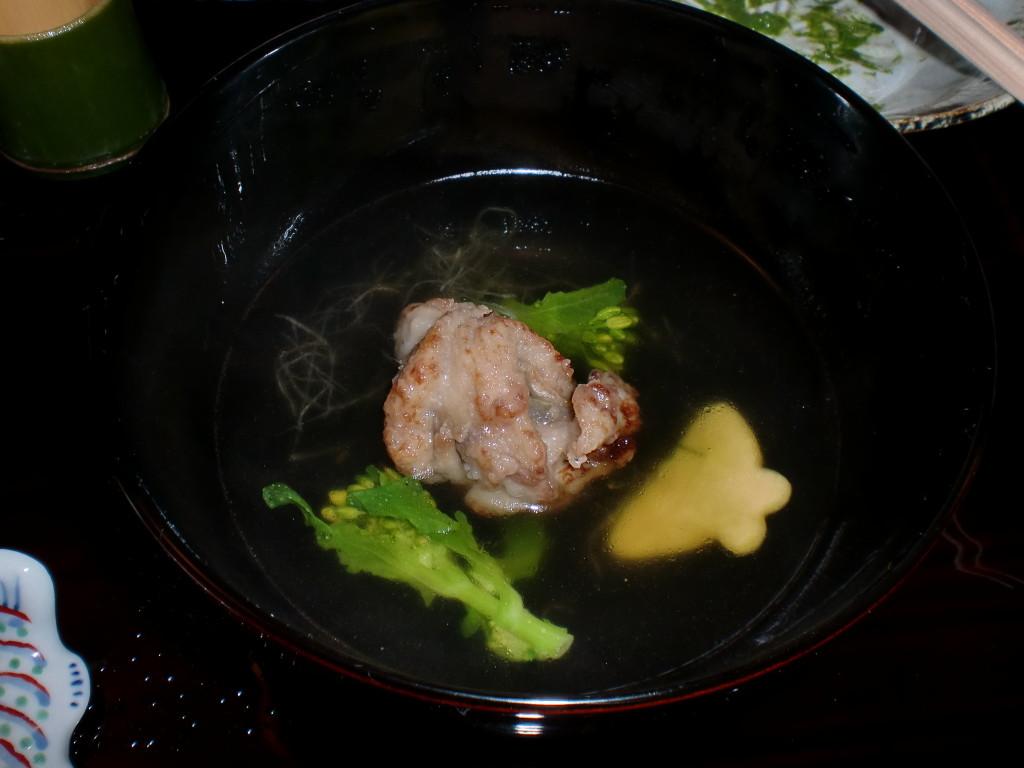 祇園丸山 お食事