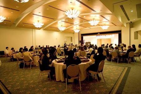 網本俊明税理士事務所の開業30周年祝賀会