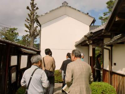 2011年 滋賀県五個荘 バスツアー