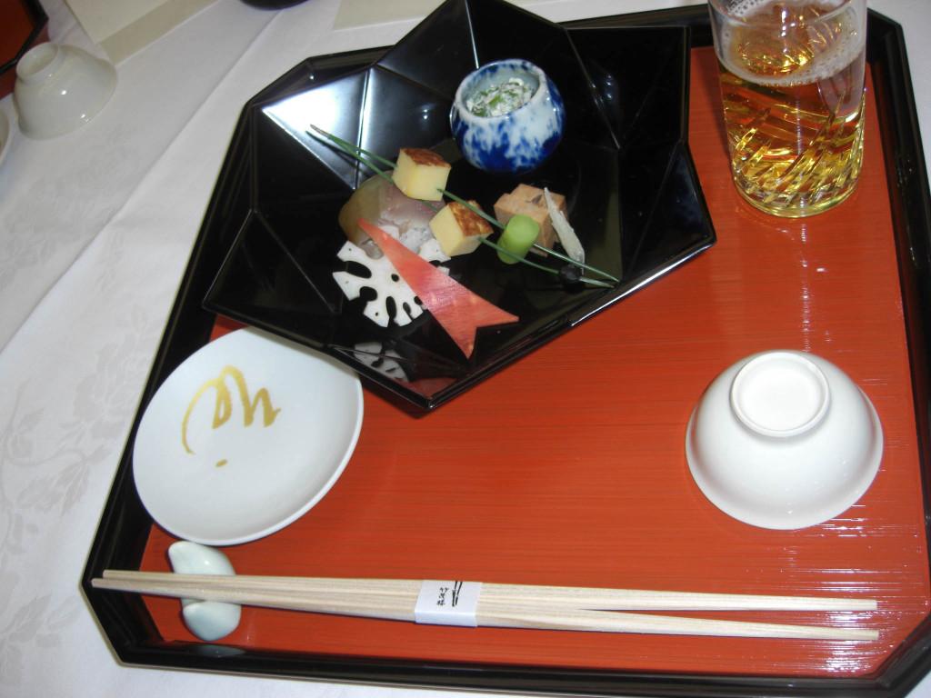 京都美濃吉本店「竹茂楼」お食事