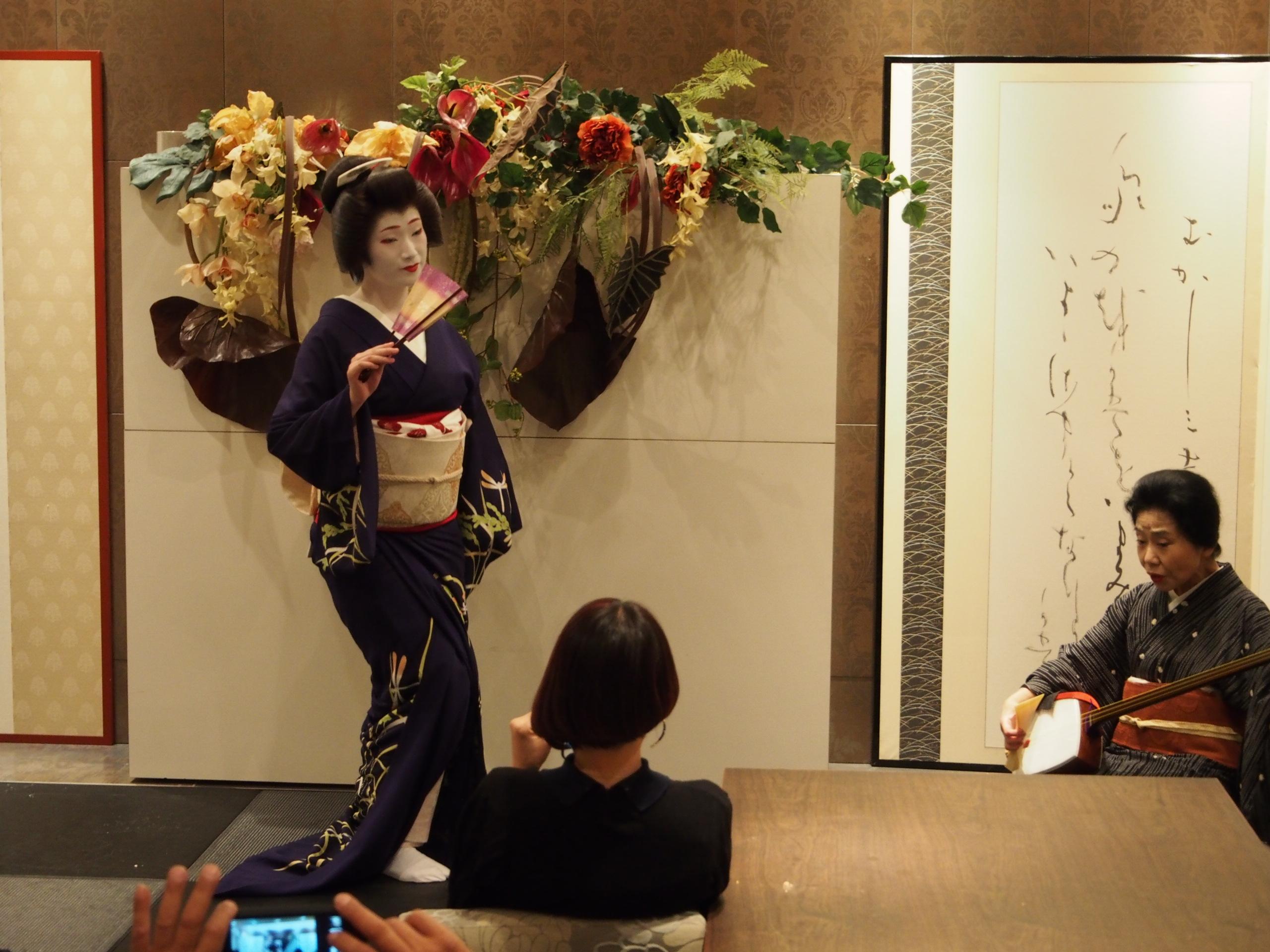 京芸妓踊り